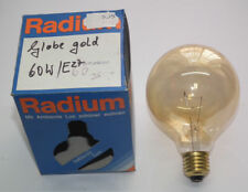 Kopfspiegellampe 40 W kuppenverspiegelt gold 3x Paulmann E14