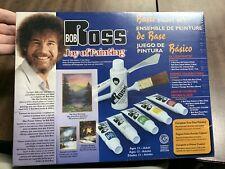 Bob Ross Joy Of Painting Basic Paint Set Oil Color Paint Set New Sealed