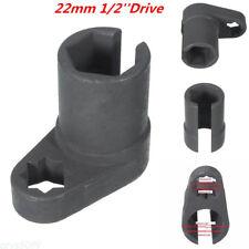 Universal 22mm 1/2'' Oxygen Sensor Socket Wrench Offset Removal Flare Nut Socket