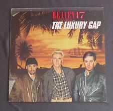 """Vinilo LP 12"""" 33 rpm THE LUXURY GAP - HEAVEN 17"""