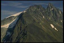 018037 Skeena montagne a nord di Kispiox BC A4 FOTO STAMPA