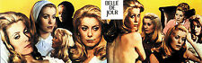 Belle de jour (1967) Catherine Deneuve Luis Bunuel movie poster print 2