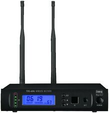 IMG STAGE LINE TXS-606 RICEVITORE MULTIFREQUENZA WIRELESS MICROFONO UHF 1000 CH