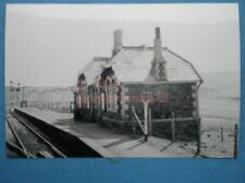 PHOTO  CWM BARGOED RAILWAY STATION 1960'S