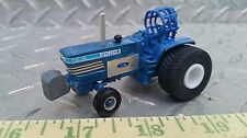 1/64 ERTL custom ford tw35 pulling tractor farm toy! Nice Puller Free ship