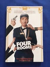 FOUR ROOMS - FIRST EDITION SIGNED BY DIRECTOR & ACTORS