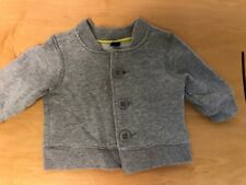 GAP Baby Girl's Gray Bottom Down Jacket Size 0-6 Months In Great Condition!!