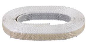 50 mt cintino corda in nylon per persiane tapparelle avvolgibile bianco