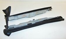 SEAL REAR WINDOW CHANNEL LEFT DRIVER RIGHT SET CONVERTIBLE BMW E36 325 328 M3