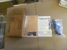 Hasbro 1984 Mail Away G.I. JOE COBRA COMMANDER w Mailed Box & Card sealed mf