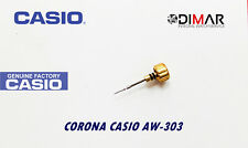 CASIO CORONA/ WATCH CROWN, PARA MODELOS. AW-303, -GOLD TONE-