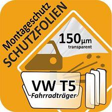Montage Schutzfolie Original Fahrradträger Radträger Heckträger VW Bus Bully T5