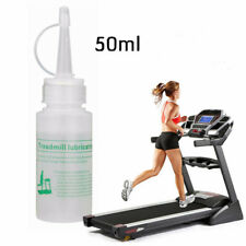 50ml Clear Silicone Oil Treadmill Belt Lubricant Walk Running Lube Plate Board G