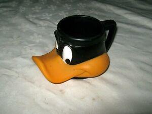 Vintage 1992 KFC Warner Bros Looney Tunes Collectible Daffy Duck Novelty Mug