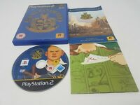 Canis Canem Edit (BULLY) Game FOR SONY PS2 PlayStation 2 - COMPLETE WITH MAP