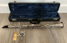 H. Bettoney Imperial Clarinet Vintage USA Fitall Rare!