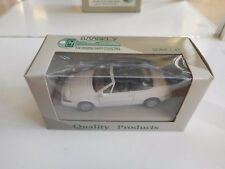 Doorkey Volvo 480 Cabriolet in White on 1:43 in Box