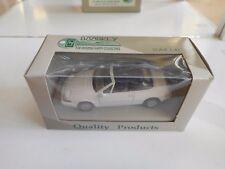 Doorkey Volvo 480 Cabriolet in White on 1:43 in Box