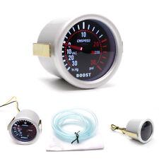 52mm 2″ boost PSI gauge White Digital LED Turbo Boost Pressure Gauge w backlight