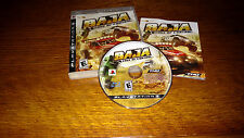 BAJA: EDGE OF CONTROL  (PLAYSTATION 3) PS3 GOOD CONDITION
