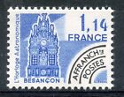 STAMP / TIMBRE FRANCE NEUF PREOBLITERE N° 171 ** HORLOGE BESANCON