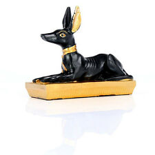 Beautiful Figure of Anubis - Egyptian ' Jackal ' God of the Afterlife - BNWT
