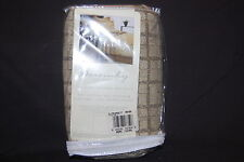 Cal King Bed Skirt Tranquility Beige Serenity 1999 Home Collection Tailored