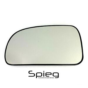 Side Mirror Glass for 2002-2009 Chevrolet Trailblazer EXT HEATED Driver Side
