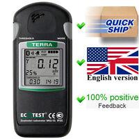 Terra MKS 05 WITH BlueTooth! Dosimeter Geiger Counter Radiation Detector Ecotest