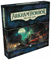 ARKHAM HORROR THE CARD GAME - BOARD GAME - BRAND NEW