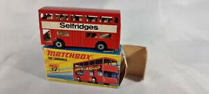 "Matchbox Superfast ""No. 17"" The Londoner ""Selfridges"" VGC RARE"