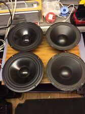 More details for hifi woofer bass unit job lot 8 inch drivers,lake audio,skytronic,diy upgrades