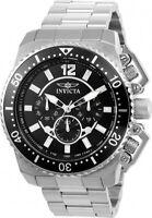 Invicta Men's Pro Diver Quartz Chronograph 100m Stainless Steel Watch 21952