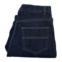 SPORTSCRAFT Womens Blue Stretch Mid Rise Straight Leg Denim Jeans Size 10 L29