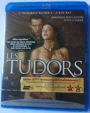 Coffret Blu-Ray Les Tudors Saison 2