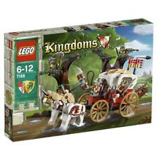 Lego Castle 7188 KING'S CARRIAGE AMBUSH Helmet Horse Dragon Knight Tree NISB
