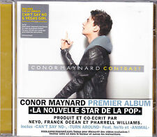 CD 12T CONOR MAYNARD CONTRAST DE 2012 NEUF SCELLE  FRENCH STICK