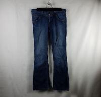 Hudson Flare Jeans Flap Pocket Womens Size 29