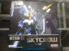 Maketoys Skycrow MTRM-12 Transformers 3rd Party Masterpiece Skywarp MIB USA