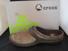 Crocs Expresso  Slip On Mule Wrapped Clogs Women's US 6 NIB