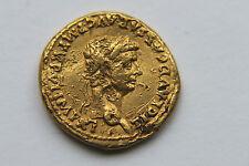 Antica ROMA Claudio MONETA D'ORO Aureus 1st secolo ad 12 Cesari