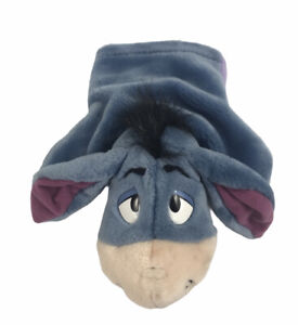 Fisher Price Disney Eeyore Plush Hand Puppet VGC