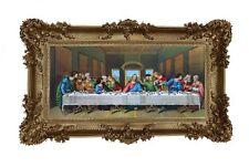 Jesus Christus mit den zwölf Aposteln 12 Apostel das letzte Abendmahl Jesu 96x57