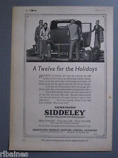 R&L Ex-Mag Advert: Armstrong Siddeley 12 h.p Car