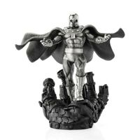 Royal Selangor Marvel Collection Pewter Limited Edition Magneto Dominant Statue