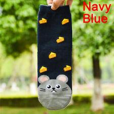 Calzini alla moda simpatici calze alla moda da donna, con animali e gatti