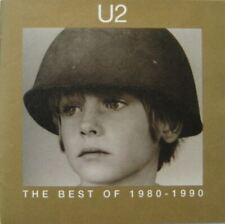U2 the best of 1980-1990 & B-sides (2X CD compilation, Limited edition) pop rock