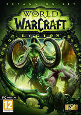 World of Warcraft (WoW) Legion New! Download NOW, along with PC Battle.net Code