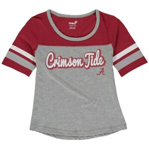 Outerstuff NCAA Youth Girls (7-16) Alabama Crimson Tide Fan-Tastic Tee