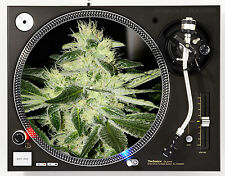 STICKY PLATTER - DJ SLIPMAT 1200's or any turntable, LP record player